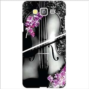 Printland Guitar Phone Cover For Samsung Galaxy Grand Max SM-G7200