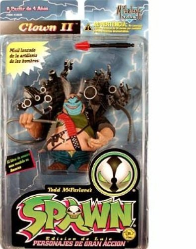 Spawn Series 4: Clown 2 (Black Guns) - 1