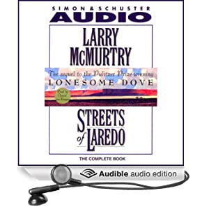 Streets of Laredo (Unabridged)