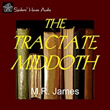 The Tractate Middoth Audiobook by M. R. James Narrated by Roy Macready