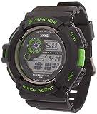 Handcuffs Digital Green Men's Watch - (SKMEI Multifunctional)