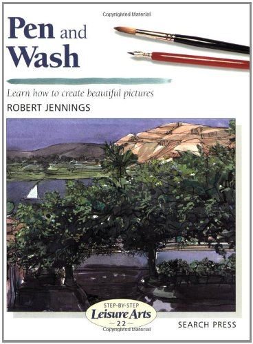 Pen and Wash (Leisure Arts)
