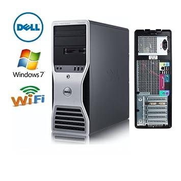 Dell Precision T3400 Intel Quad Core Tower Workstation