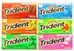 Trident Sugar Free Gum with Xylitol,...