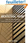 An Introduction to Architectural Theo...