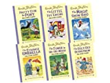 Enid Blyton Popular Rewards Series 3 Collection - 6 Books, RRP £35.94 (The Magic Snow-Bird; The Strange Umbrella; Pretty Star the Pony; The Tower in Ho-Ho Wood; The Little Toy Engine; The Ugly Old Scarecrow) (Enid Blyton's Popular Rewards Series)