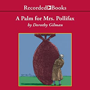 A Palm for Mrs. Pollifax Audiobook