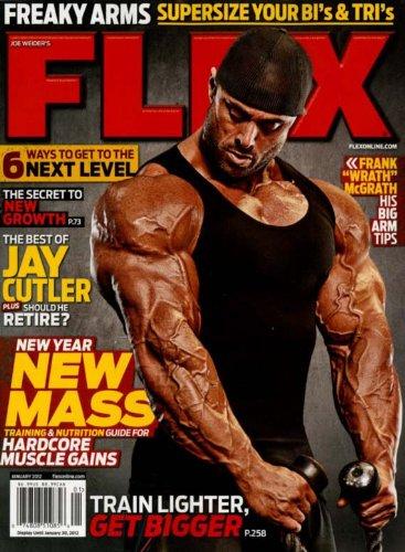Flex [US] January 2012 (単号)