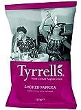 Tyrrells Smoked Paprika 150 g (Pack of 2)