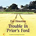 Trouble in Prior's Ford: Prior's Ford, Book 3 Audiobook by Evelyn Hood Narrated by Lesley Mackie