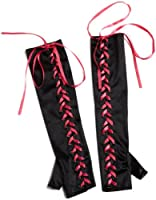Seven Til Midnight Women's Lace-Up Gloves by Seven Til Midnight