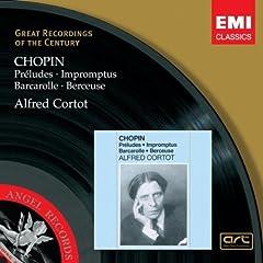 Chopin: Pr�ludes, Impromptus, Barcarolle, Berceuse