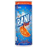 Rani Natural Orange Float Drink 240 ml (Pack of 24)by Rani