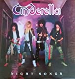 Cinderella, Night Songs, 1987, A+(nm)