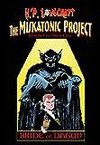 H.P. Lovecraft's Miskatonic Project:  Bride Of Dagon (0941613550) by Ellis, Mark