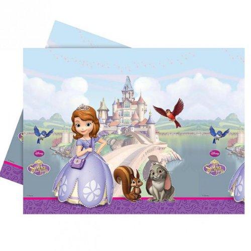 Princesse Sofia - Party & anniversaire nappe lavable - 120 x180 cm