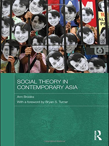 Social Theory in Contemporary Asia (Routledge Studies in Social and Political Thought)