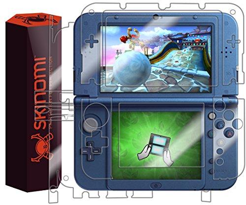 nintendo-3ds-xl-screen-protector-nintendo-3ds-ll2015full-coverage-full-body-skin-skinomir-techskin-l
