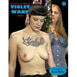 SMTech #12 - Violet Wand: Basic (Female Model) - DVD