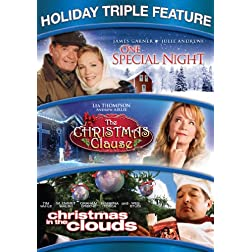 One Special Night & Christmas Clause & Xmas Clouds