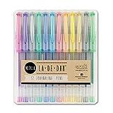 La De Dah Metallic Journal Pens, Pack of 10