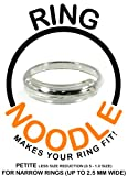 Ring Guard by RING NOODLE (PETITE - less reduction) - Ring Size Reducer, Ring Guard, Ring Size Adjuster