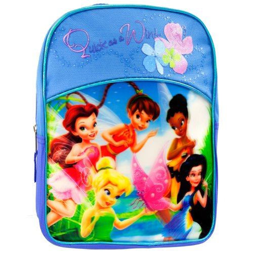 Disney Fairies 3D Mini Back Pack (DFCM19ZA) - 1
