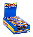 Powerbar Protein Plus Low Sugar Chocolate-Brownie, 1er Pack (1 x 30 Stück)