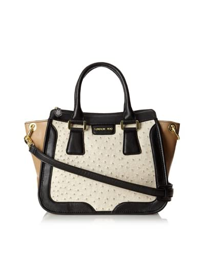 London Fog Women's Tate Satchel