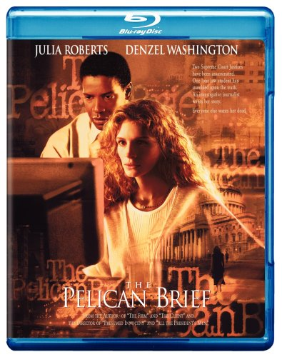 Дело о пеликанах / The Pelican Brief (1993) BDRip | DUB