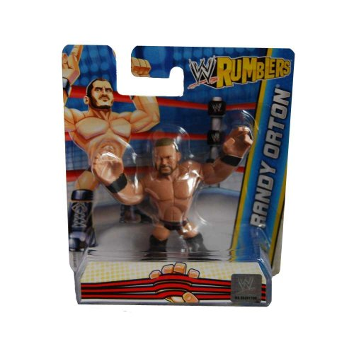 "WWE Rumblers 2.5"" Figure Randy Orton by Mattel - 1"