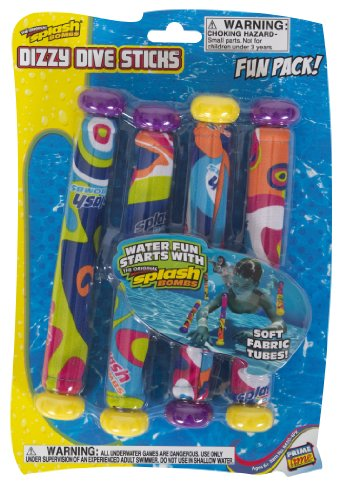 Prime Time Toys Dizzy Dive Sticks (Colors and Styles May Vary) - 1