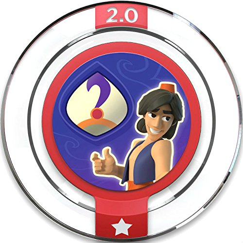 Disney Infinity 2.0 Disney Originals Power Disc - Aladdin Rags to Riches - 1