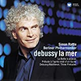 Claude Debussy : La Mer - Prélude à l'après-midi d'un faune - La Boîte à joujoux