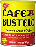 Café Bustelo Coffee Espresso, 10 Ounce Cans (Pack of 4)