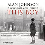This Boy | Alan Johnson