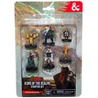 WizKids Dungeons And Dragons Miniatures: Icons Of The Realms Starter Set