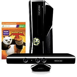 51VtH5mSErL. AA300  [Amazon] Xbox 360 Bundle – Konsole + Kinect + KungFu Panda 2 für nur 249€ & weiteres Spiel mit 20€ Rabatt dazu!