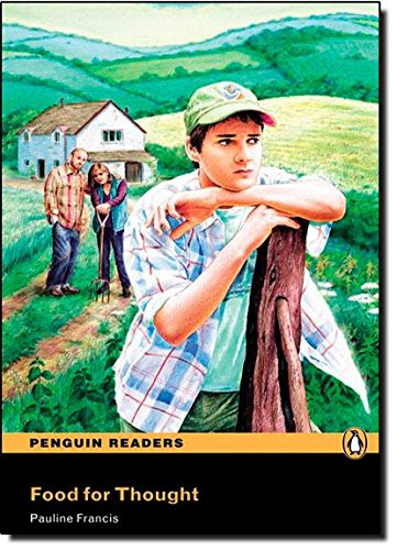 Peguin Readers 3:Food for thought Book & CD Pack: Level 3 (Penguin Readers (Graded Readers))