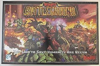 Trinity: Battleground (Trinity Sci-Fi Roleplaying) written by Chris McDonough