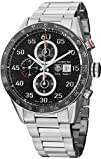 Tag Heuer Carrera Black Dial Stainles…