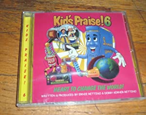 Psalty Kid S Praise  Heart To Change The World