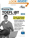 Cracking the TOEFL iBT with CD, 2013...