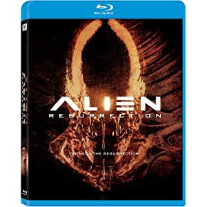 Alien Resurrection Blu-ray
