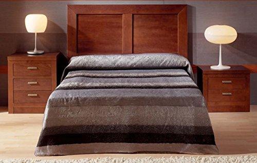 Muebles rusticos zapata 20170825011301 - Cabezales de cama de madera ...