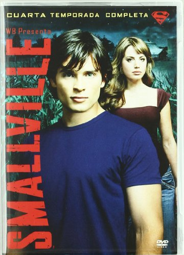 Smallville:Serie 4 [DVD]
