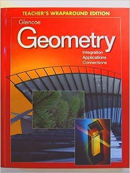 ONLINE GEOMETRY GLENCOE BOOK