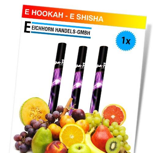 E-Hookah Elektrische Shisha Schischa Pfeife Wasserpfeife to go 2 go Neu Schokolade