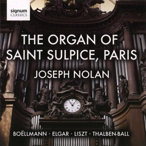 The-Organ-of-Saint-Sulpice-Paris-Joseph-Nolan-Audio-CD