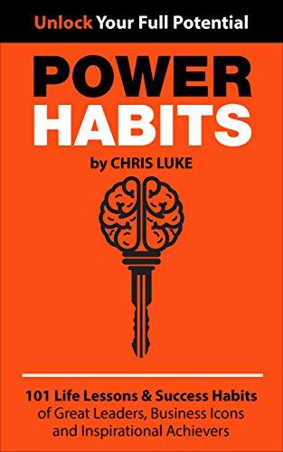 Power Habits by Chris Luke ebook deal